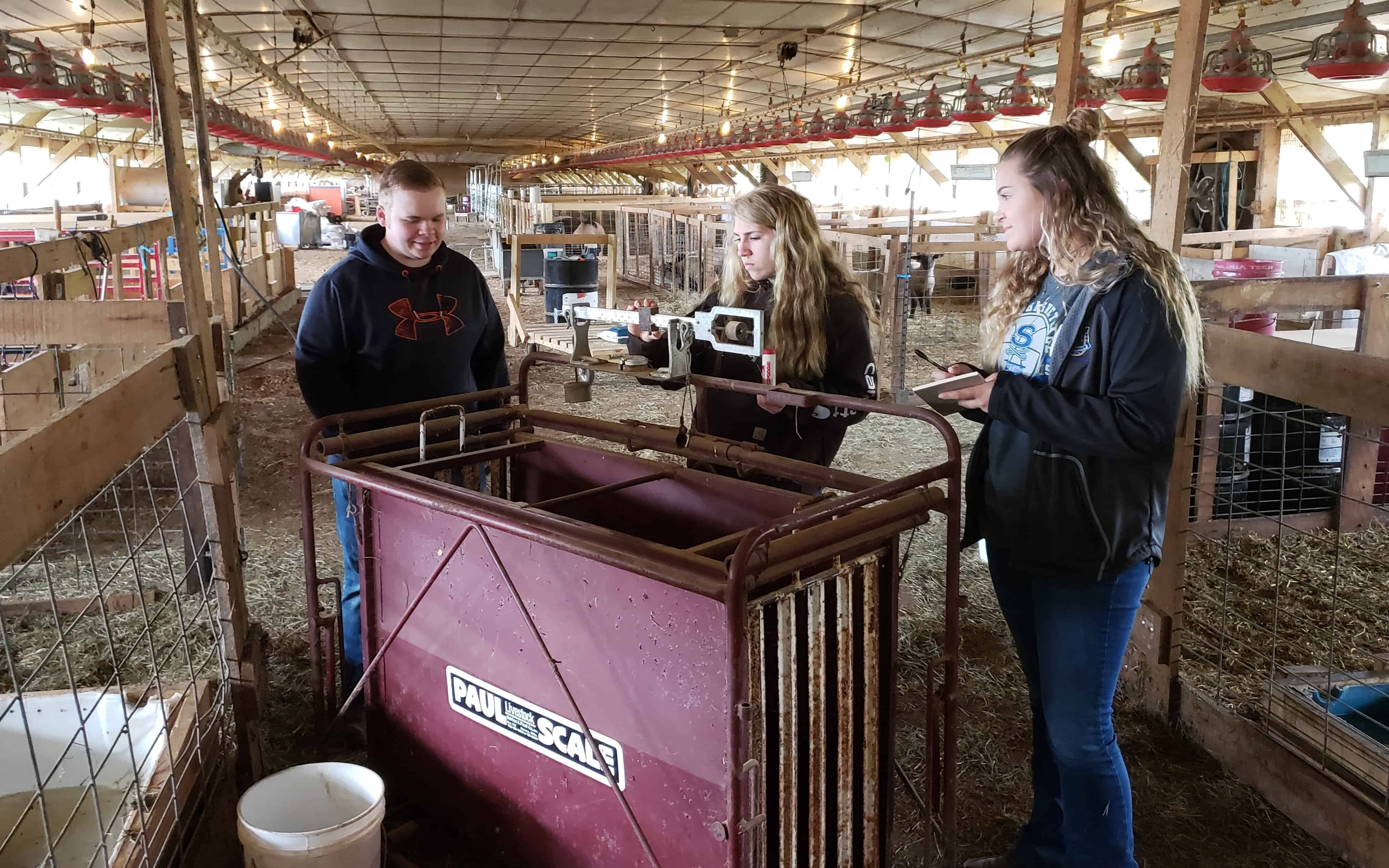 Students Come Together for Ag Education