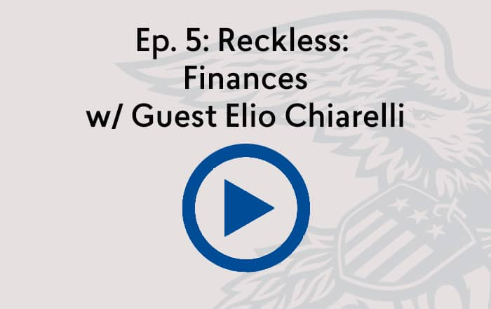 Episode 5 Reckless Finances