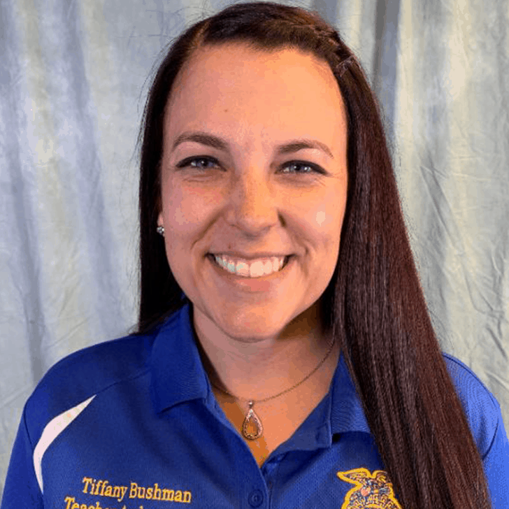 Tiffany Bushman 2019 Teacher Ambassador