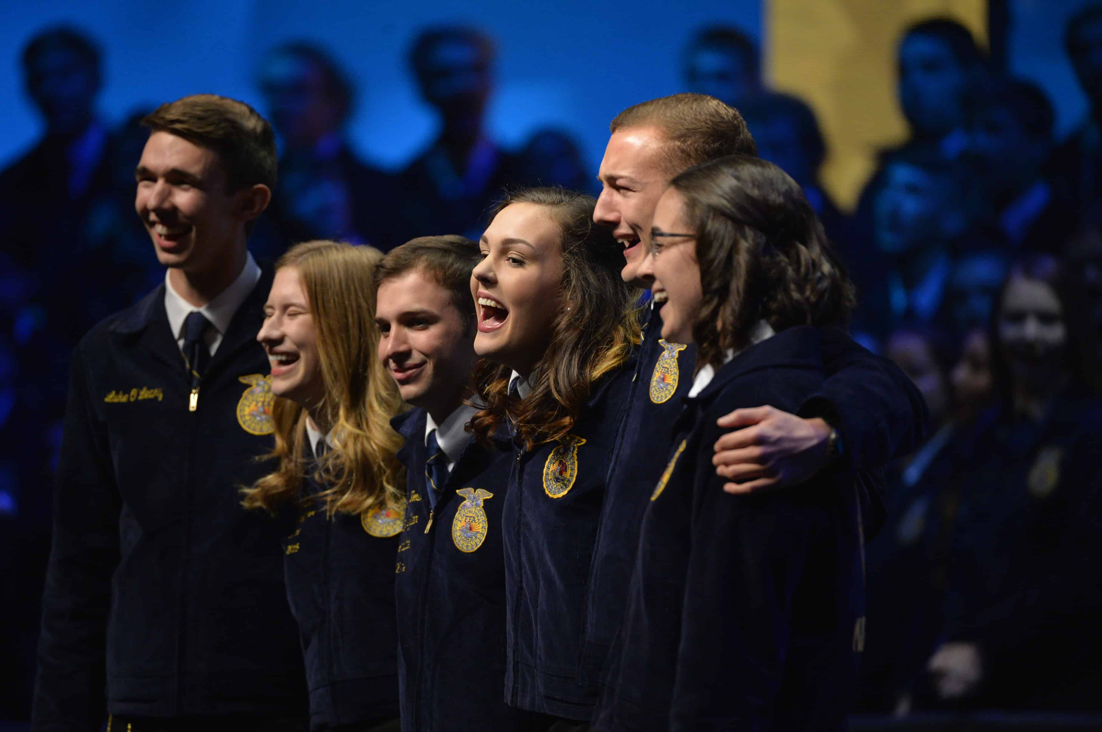 Meet the 44 Members Vying to Serve on the Next National Officer Team