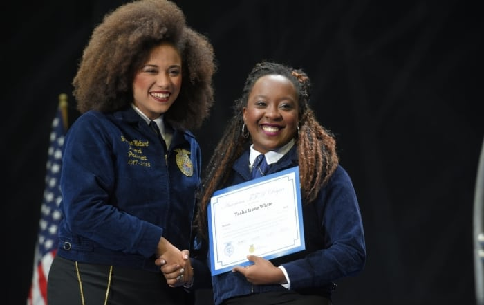 FFA | Preparing Members for Leadership and Career Success