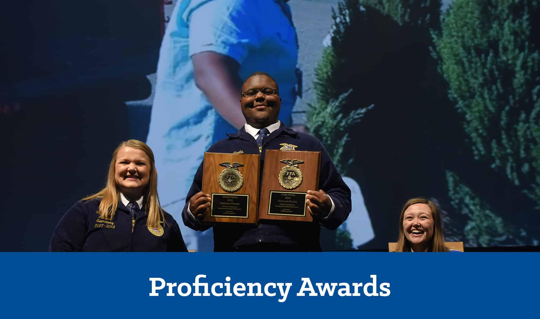 Proficiency Awards - Application Center