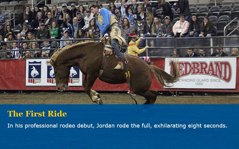4 RODEO RIDER