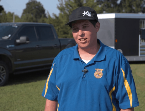 Meet Blake Kennedy, 2019 American Star in Agribusiness Winner