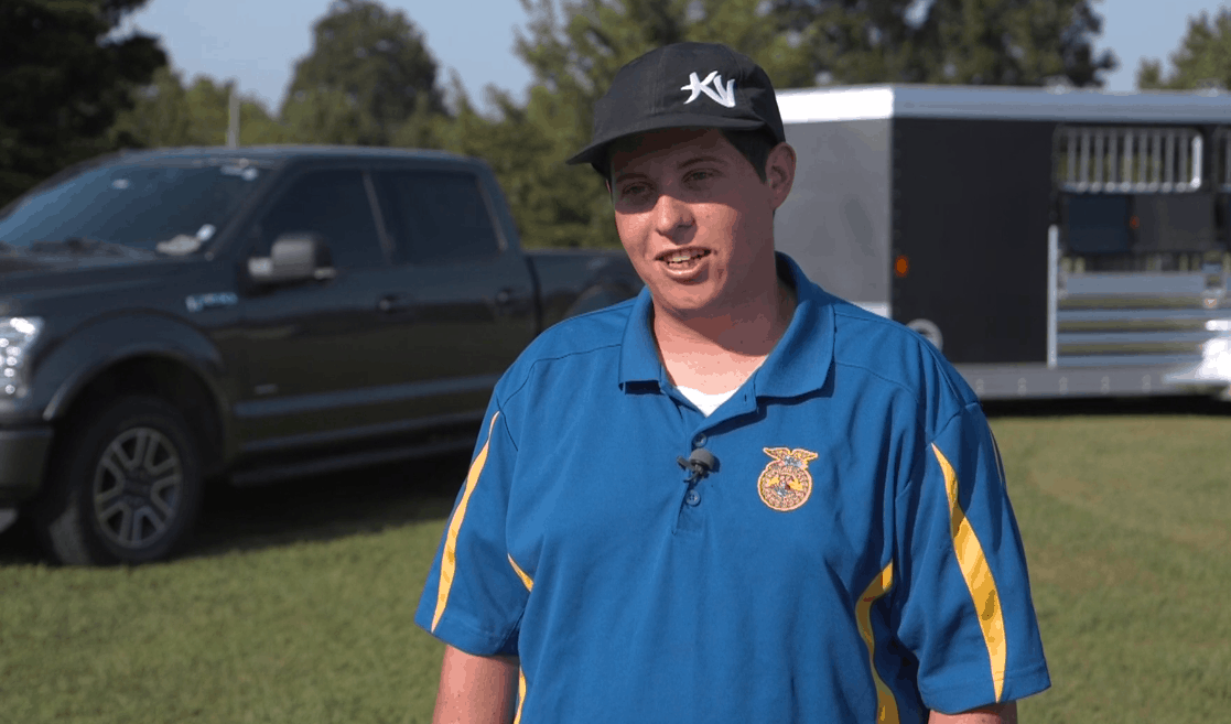 Meet Blake Kennedy, 2019 American Star in Agribusiness Finalist