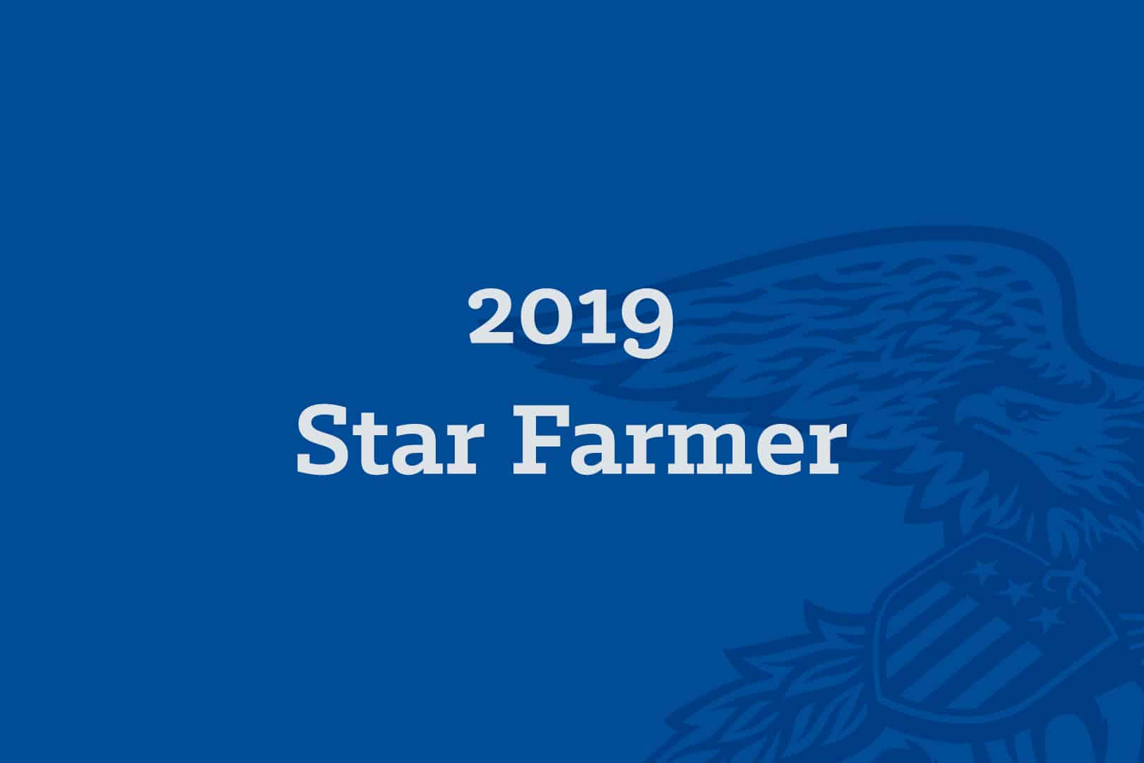 2019 Star Farmer 600x400