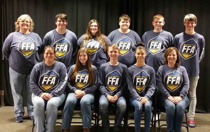Kentucky School for the Deaf FFA Chapter