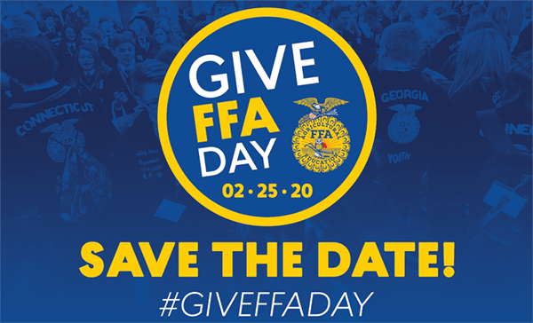 Give FFA Day Save the Date