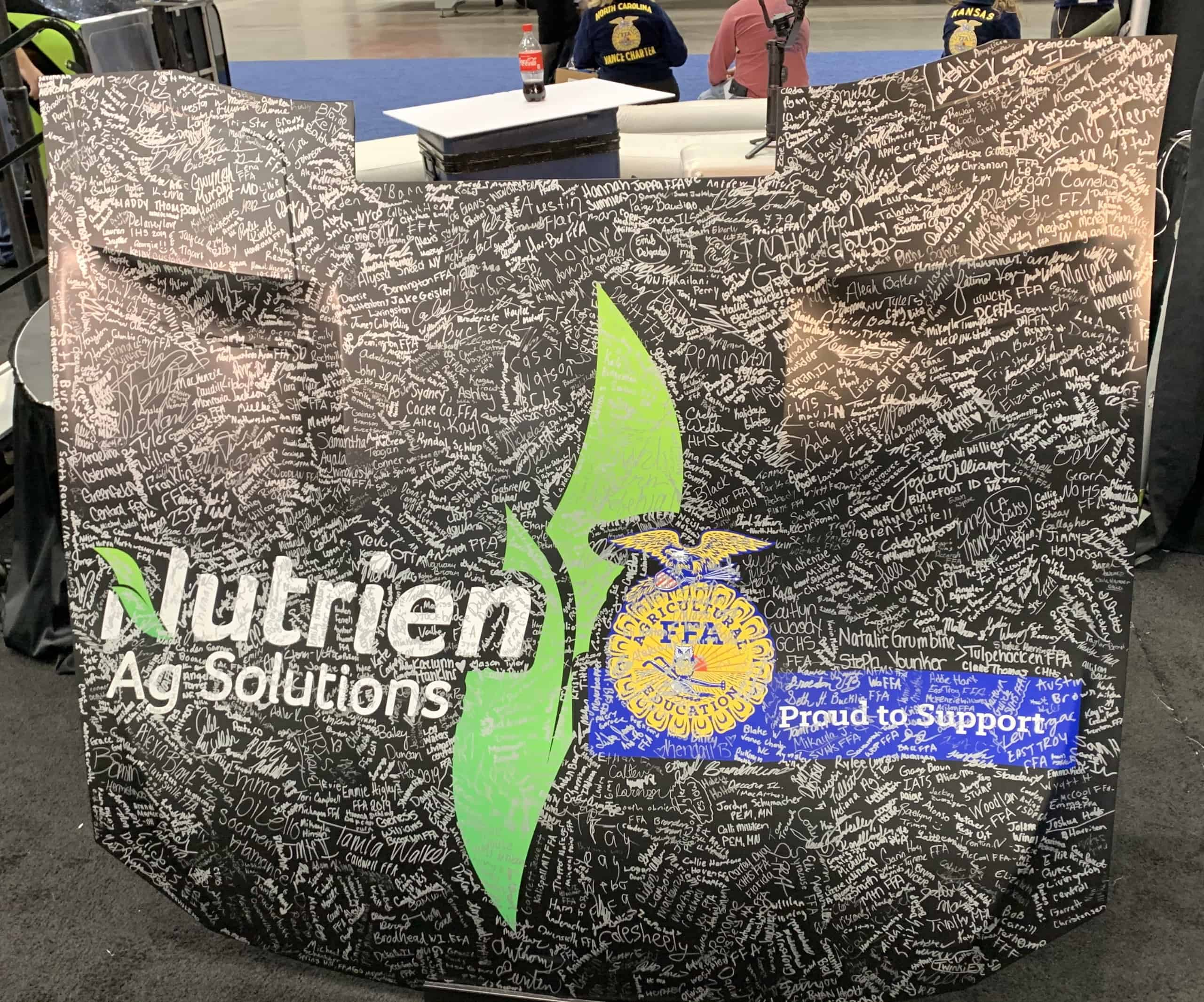 Nutrien Ag Solutions and FFA: Building the Future Together