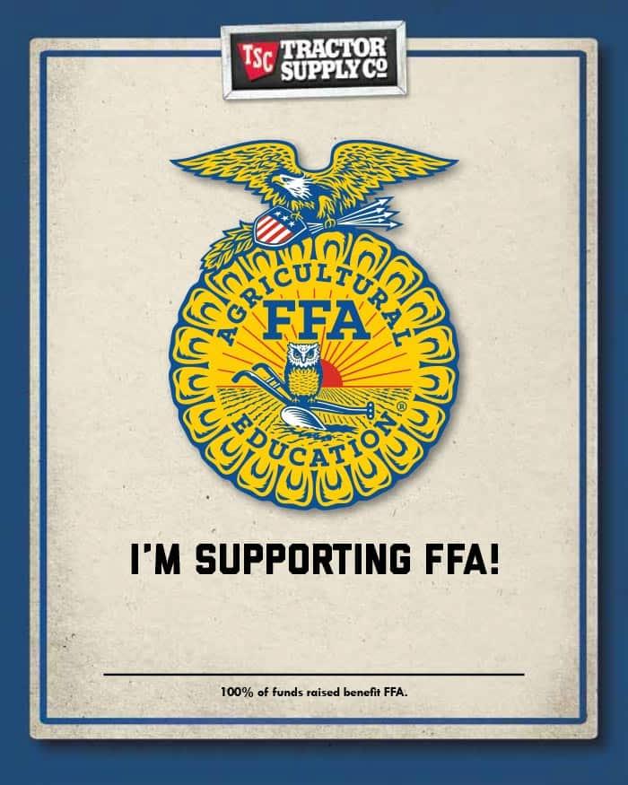 FFA-TSC Emblem - I'm Supporting FFA
