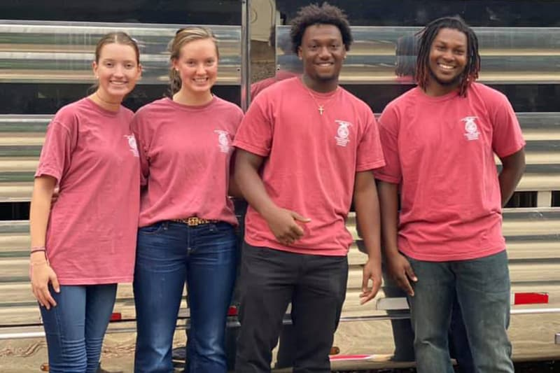 FFA Chapters Celebrate Black History Month