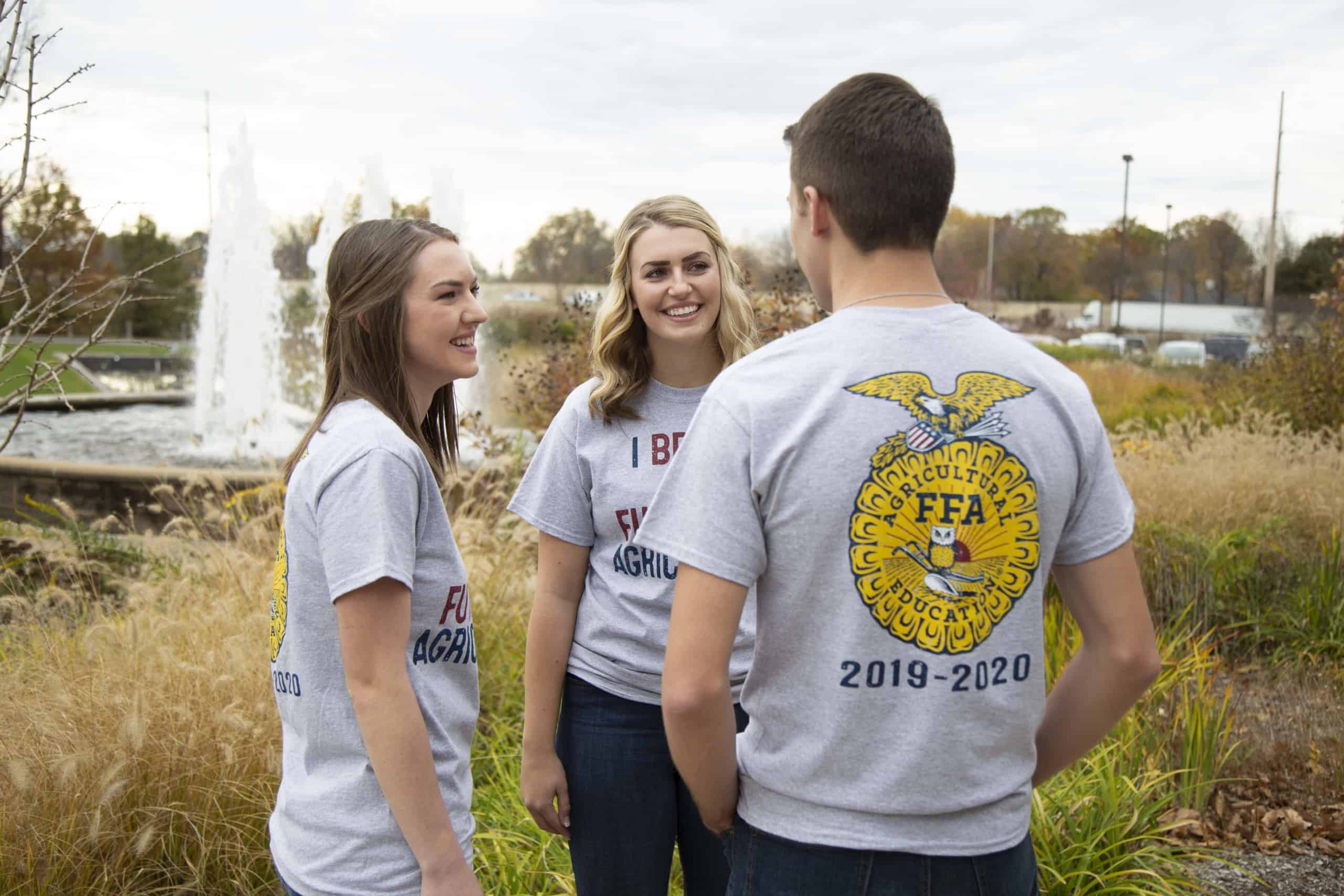 Meet Our 2019-20 National Officers