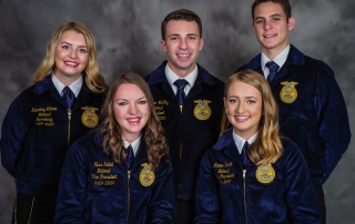 2019-20 National Officer Team