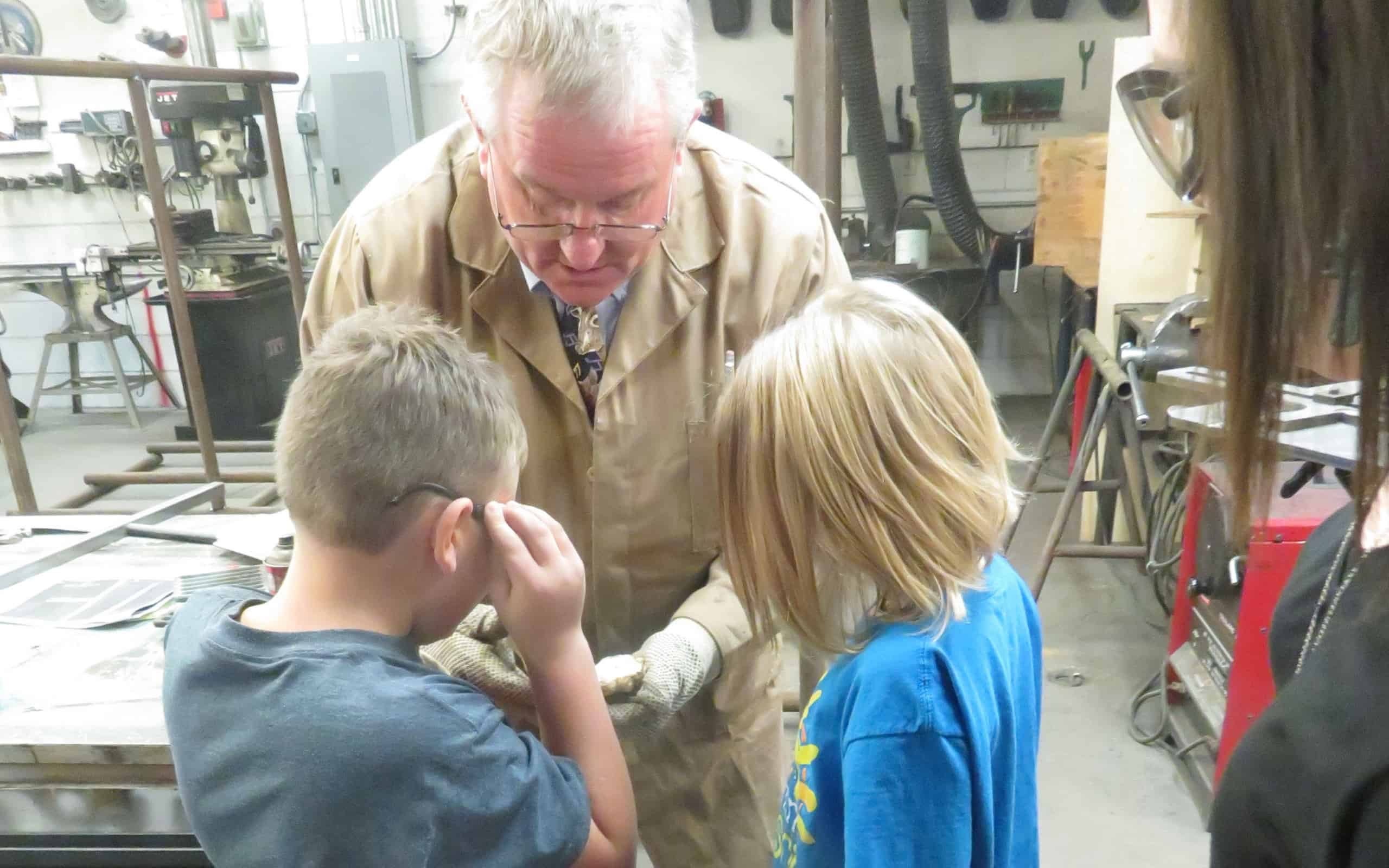 Father and Son Build Legacy in Ag Education