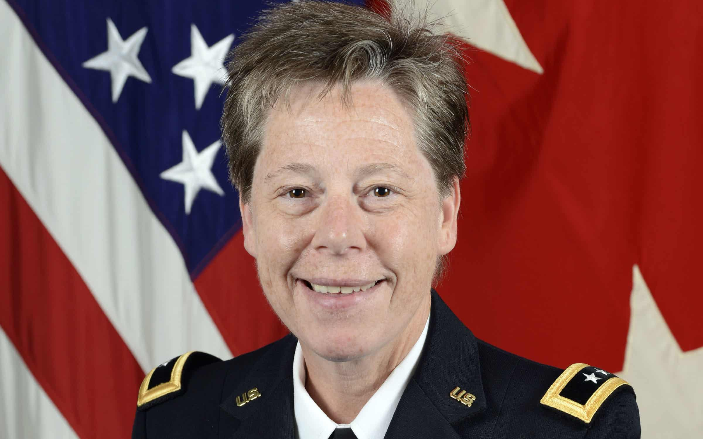 On the Record: Major General Tammy Smith