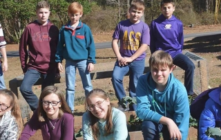 FFA Grant Helps Private-School Chapter Grow